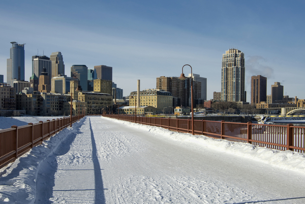 Minnesota solar power