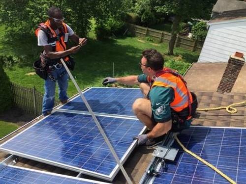 NGR Solar residential install
