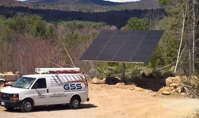 GSS Tracker Installation
