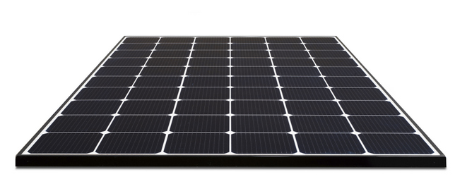 LG Neon solar module