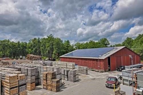 Solect commercial solar development