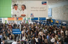 Intersolar and ees North America will feature two new pavilions for storage, promising startups