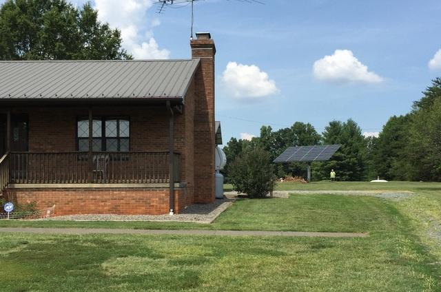 NC Solar residential Install