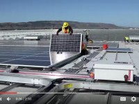 Watch REC Solar, Windset Farms flip switch on 1-MW solar array