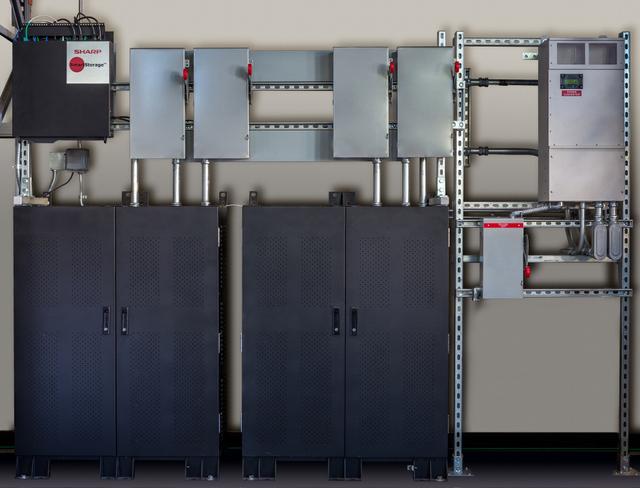 Sharp Smart Storage