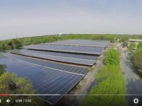 See New England's largest (3.2-MW) solar parking canopy to date