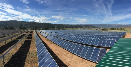 Sunnyside Array Pano