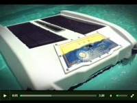 Can we interest you in a solar-powered pool cleaner?