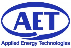 APPLIED ENERGY TECHNOLOGIES (AET) LOGO