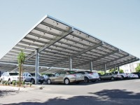 Solar carports will spread across the country as costs decline