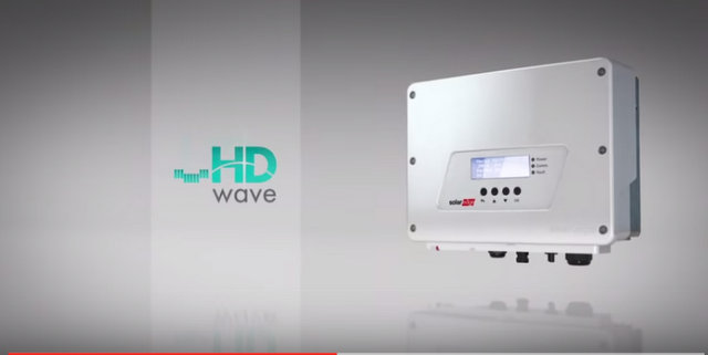Solaredge Debuts Streamlined Hd Wave Inverter Design