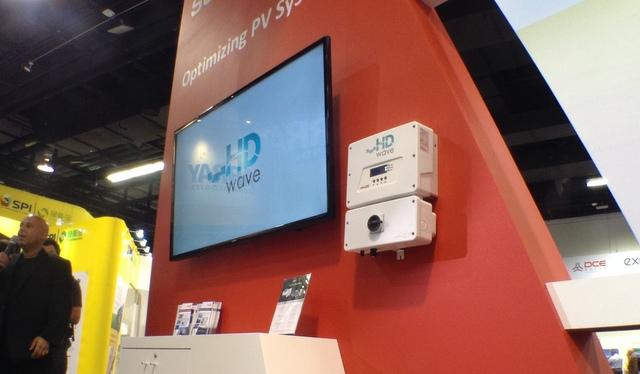 SolarEdge HDwave inverter