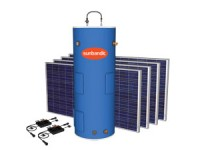 Sun Bandit solar water heating, storage system qualifies for Solar Thermal Rebate Program
