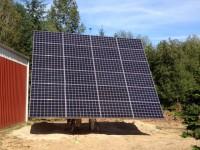 AllEarth installs tracker in Washington State