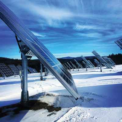 AllEarth Solar Trackers