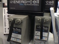 New OutBack battery bridges gap between lead-acid, advanced storage