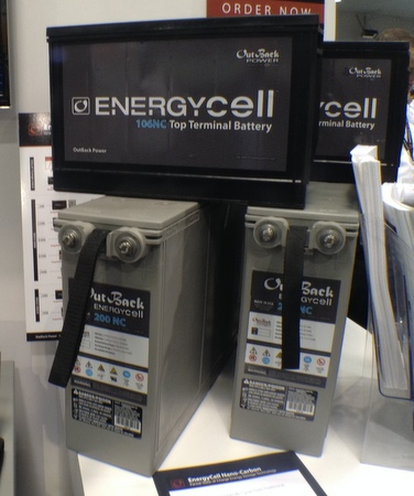 OutBack Energy Cell Nano Carbon