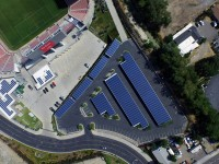 Take a look at Utah's largest privately owned solar array