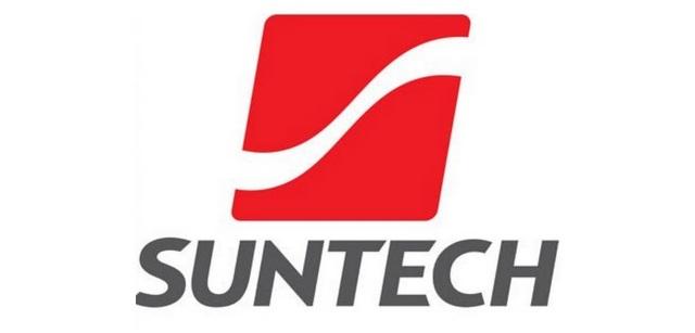 Suntech DC solar modules