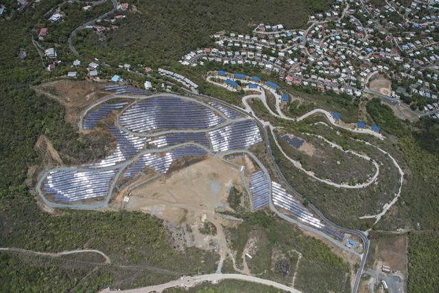 USVI Solar project winner