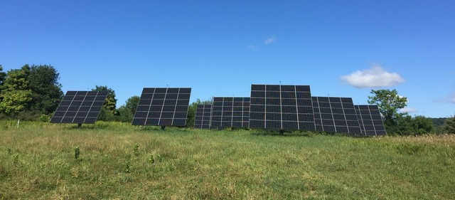 Simpliphi Solar Trackers