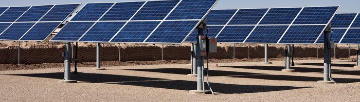 1500 volt PV system
