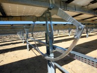 Exosun trackers selected for three solar power plants in Jordan
