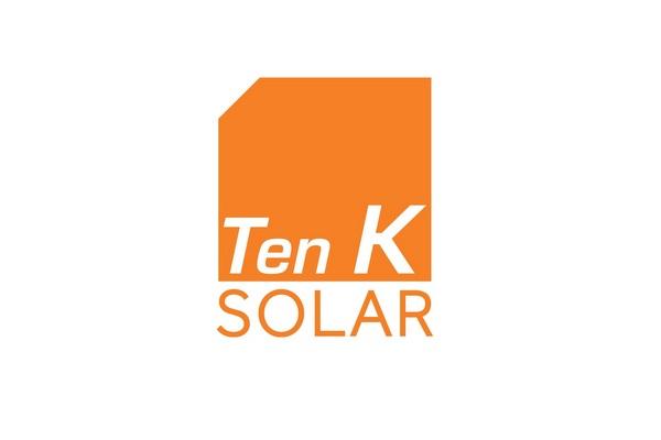 TenK Solar_Logo Feature