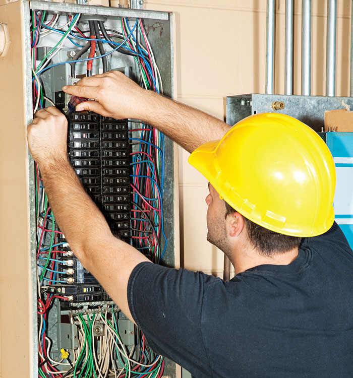 Installed at the breaker panel, power conditioning boxes can reduce EMF by up to 99 percent.