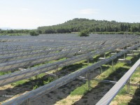 Exosun to equip two new solar plants in France