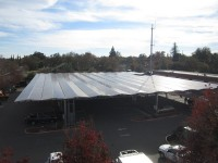 WATCH: PCI Solar constructs carport in Woodland, Calif.