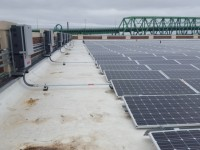 Massachusetts General Hospital installs 467-kW rooftop solar array
