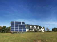 The value of residential solar trackers for installers and customers