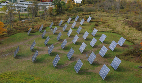 Vermont Smoke & Cure adds third solar tracker project to supply