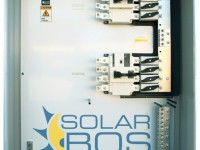 SolarBOS 1,500 volt combiners, recombiners now UL 1741 listed