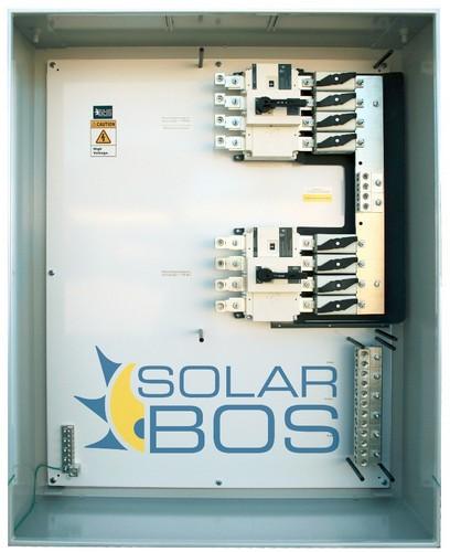SolarBOS 1500 volt