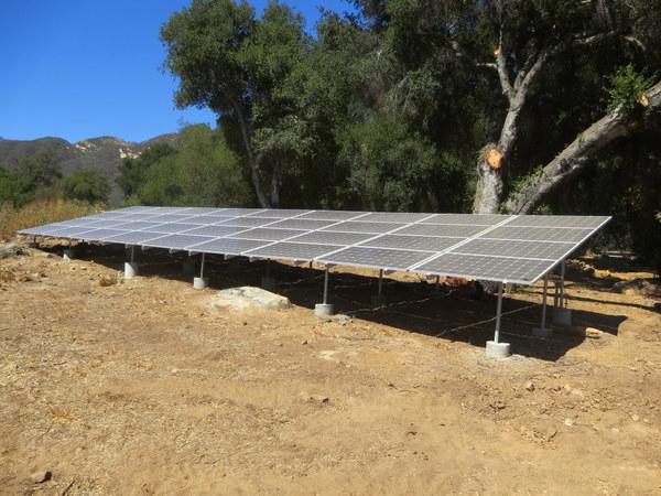 Taft Gardens Solar Array