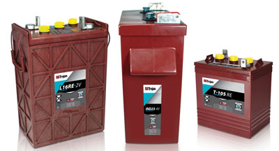 Distributor PROINSO adds Trojan batteries to microgrid