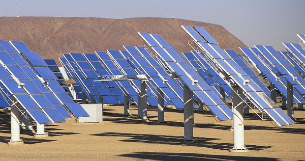 US solar installations