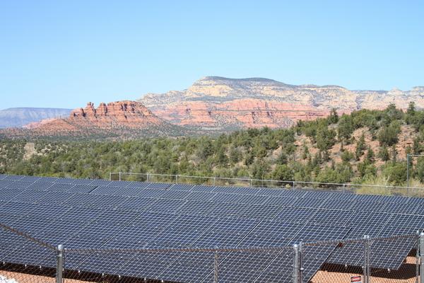 Arizona solar utility