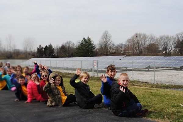Kids_solar panels