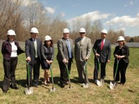 New York starts construction on first community solar project