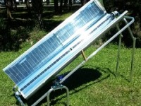 5D Watts close to launching hybrid concentrated PV heat energy system