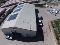 Freedom Solar Power completes install at ABC Home & Commercial Services in Texas