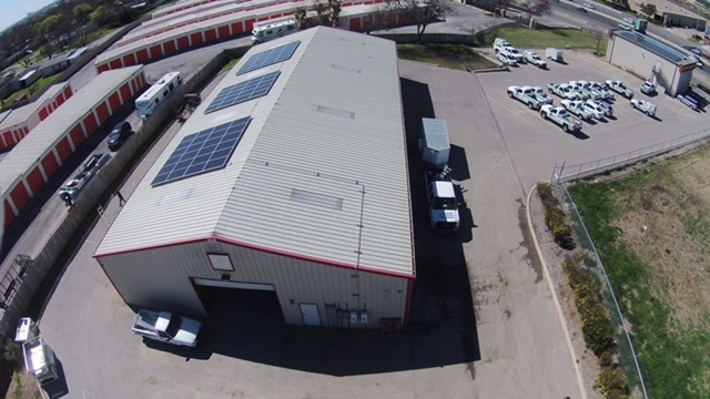 Freedom Solar Completes Install At Abc Home Commercial