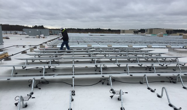 Experts Discuss Solar Rooftop Ballast Installation Best Practices