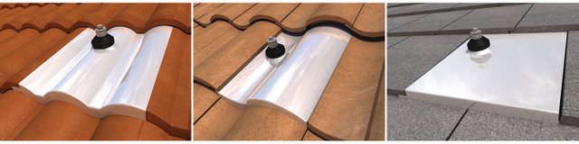 tile roof mount quick