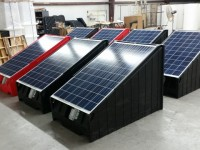 New AC solar ground-mount concept ready to deploy from CoWatt Energy, Darfon America