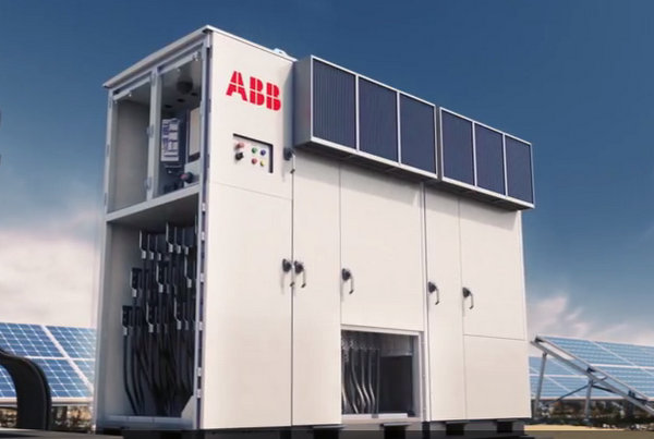 Abb Discusses Power Density Of Its 1 500 Volt Central