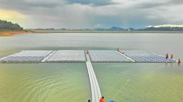 Floating Solar Company Ciel Et Terre Hits U S Shores